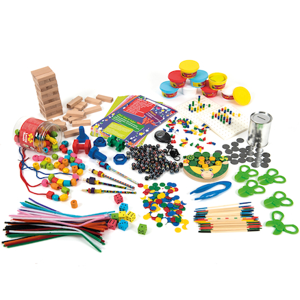 Fine Motor Skills Activity Box  large