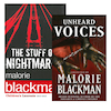 KS3 Science Fiction Malorie Blackman Book Pack  small