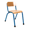 Copenhagen Furniture Classroom Set Blue H310mm  small