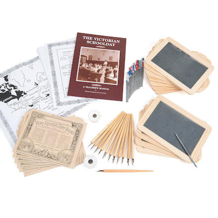 Victorian Classroom Artefacts Collection  large