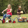 TTS Pedal Trike and Trailer  small