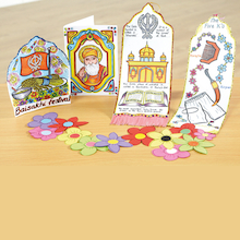 Sikhism Art and Craft Activity Pack  medium