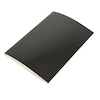 A4 140gsm Laminated Stapled Sketchbook Black  small