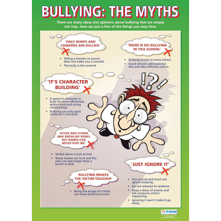 Anti\-bullying Poster 3pk  large