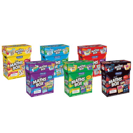 The Maths Activity Cards Box Buy all and Save  large