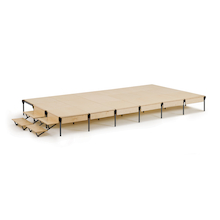 2.25m x 4m 18 Panel Stage Kit  medium