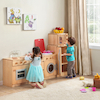 Hardwood Role Play Kitchen Buy all and Save  small