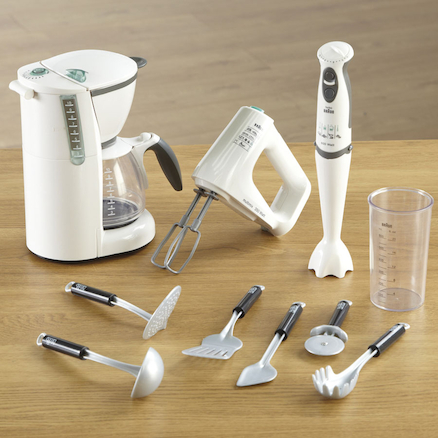 Braun Role Play Kitchen Accessory Set  large
