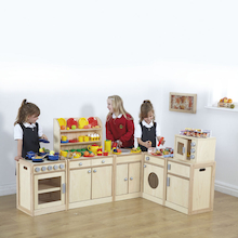 Role Play Kitchen Units and Accessories Offer  medium