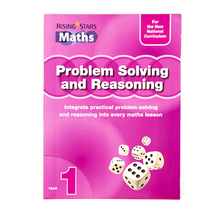 Problem Solving and Reasoning Book  large