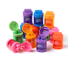 Auto Stop Pencil Sharpeners 12pk  small