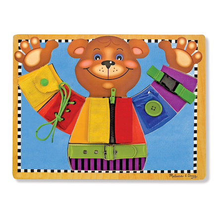 Fine Motor Skills and Latches Board  large