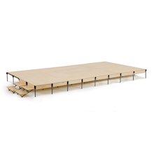 6m x 3m 32 Panel Stage Kit  medium