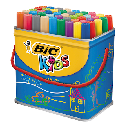 BIC Kids Visa XL Felt Pens  large