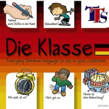 Die Klasse German Teacher Language Learning CD  medium