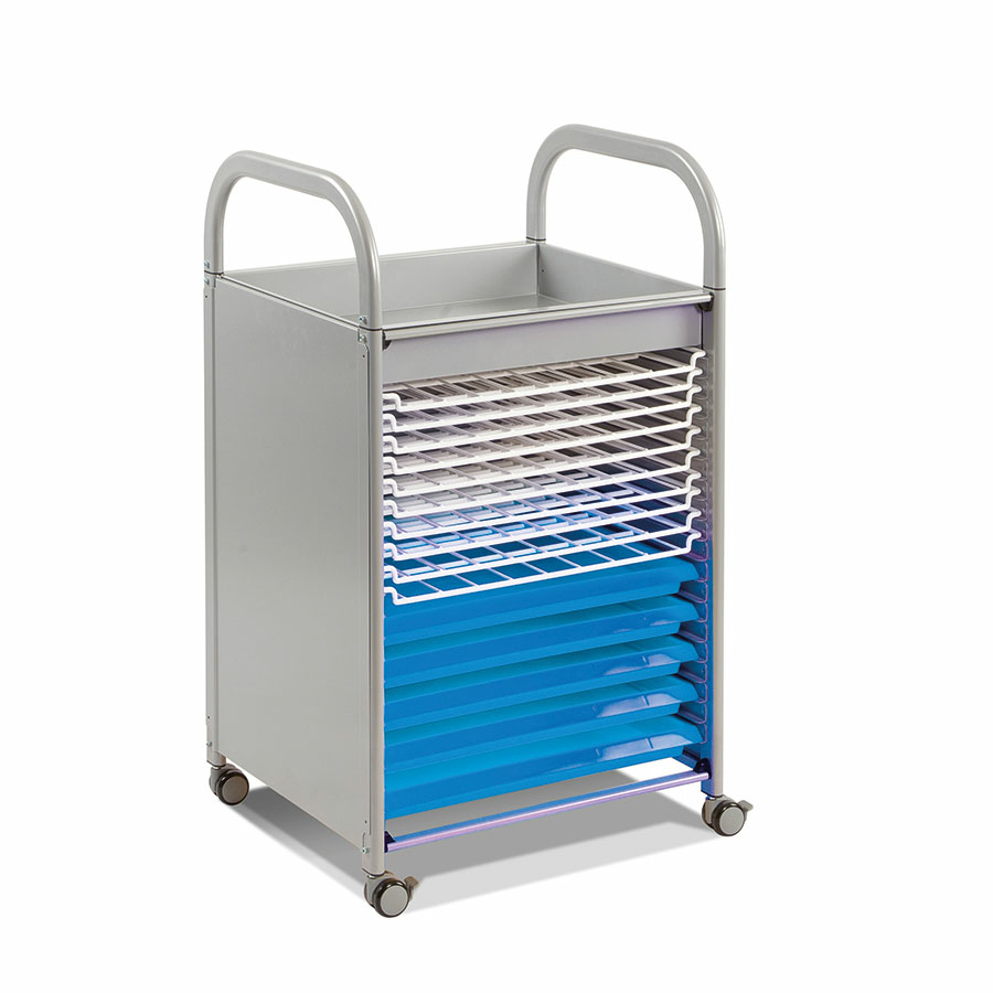 Buy Art Storage Trolley With Dryer Tts