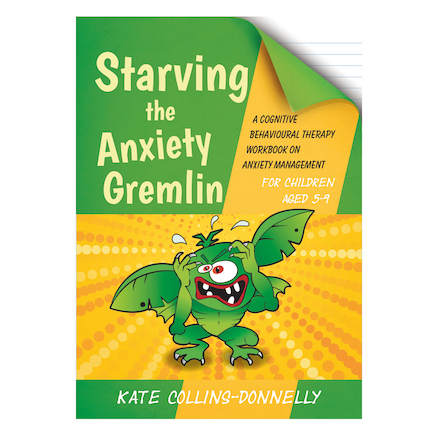 Starving the Anxiety Gremlin Workbook  large