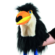 Toucan Hand Puppet  medium
