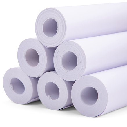 Drawing Paper Rolls 20m 6pk  large