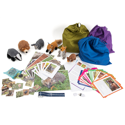 Mammals Discovery Bag  large