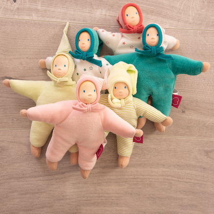 Pure Natural Rubber Star Baby Dolls  large