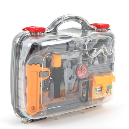 Role Play Case of Tools Set  large