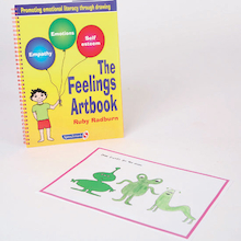 Feelings Activity Artbook and CD Rom  medium