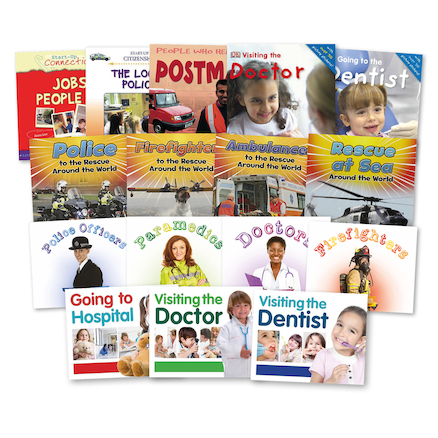 KS1 Helpers in our Community Books 16pk  large