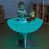 Round Light Up Colour Changing Glow Table  small
