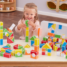 Sticky Blocks 116pcs  medium