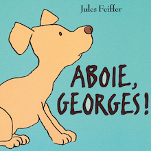 Aboie, Georges! French Story Book  medium