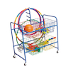 Four Basket Storage Trolley  small