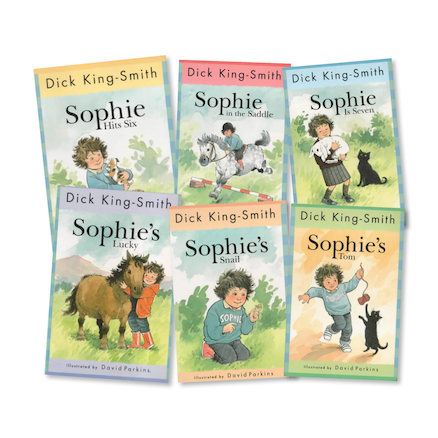 KS2 Stories About Sophie Books 6pk  large