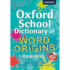 Oxford School Dictionary of Word Origins  small