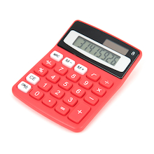 Big Button Coloured Calculators  medium