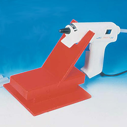 Glue Gun Stand Red  large