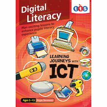 Learning Journeys with ICT Books  medium