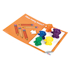 Back Pack Bear Sorting set  small