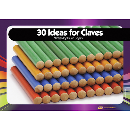 30 Ideas for Claves Book  large