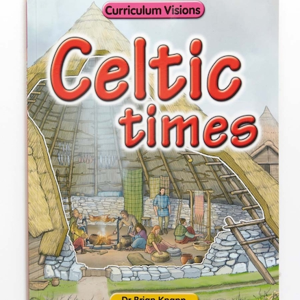 KS2 Celtic Times Bronze Age Book  large
