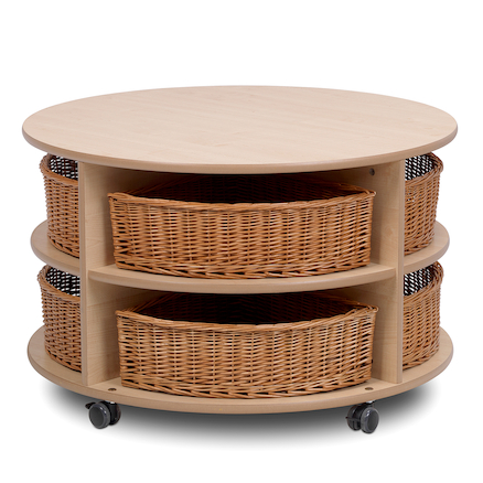 Millhouse Circular Storage Units  large
