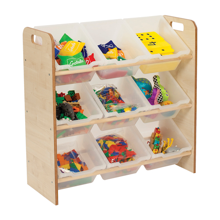 Solway Early Years Storage Tilted Tray  large