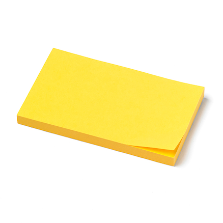 360\u00b0 All Round Sticky Note Pad 76 x 76mm  large