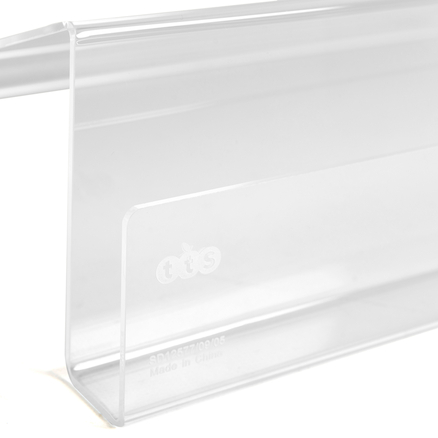 Writing Slope With Bookstand A3 Clear  large