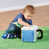 Soft and Textured Baby Curiosity Cube  small