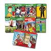Goal Football Reading Series Books  small
