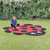 Back to Nature Outdoor Ladybird Shaped Mat  small