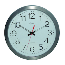 Outdoor Waterproof Stainless Steel Wall Clock  medium
