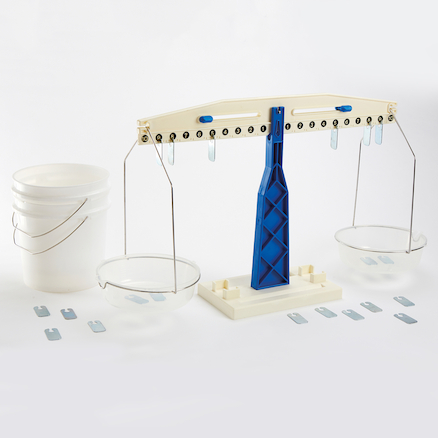 The Ultimate Maths Balance Scales Kit  large