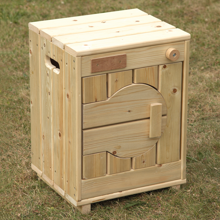 Kitchen Cupboards Uk Only: Buy The Outdoor Wooden Role Play Kitchen